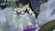 Dokurokushe's Powered up form