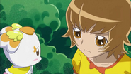 Potpourri llega para ayudar a Itsuki