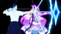 STPC41 Fuyuki's spirit stands beside Selene