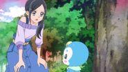 Chiyu se encuentra con Pegitan