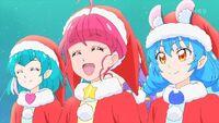 STPC44 Hikaru wishes everyday was Christmas