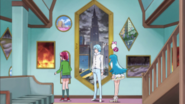 Blue hace que sus espejos muestren diferentes localizaciones