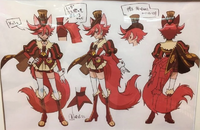 Cure Chocolat design notes