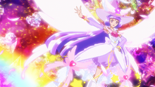 MTPC movie - Cure Magical Heartful style