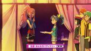 Misaki prueba la gomita