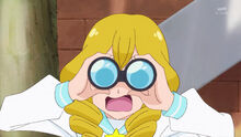 STPC09 Sakurako once again spies on Madoka