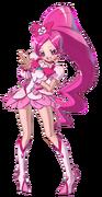 Perfil de Cure Blossom Pelicula