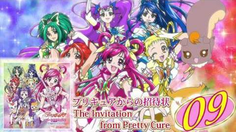 Yes! Precure 5 Go Go! Vocal Album 1 Track09