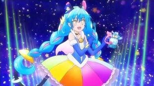 1080p •Gemini• Precure Rainbow Splash