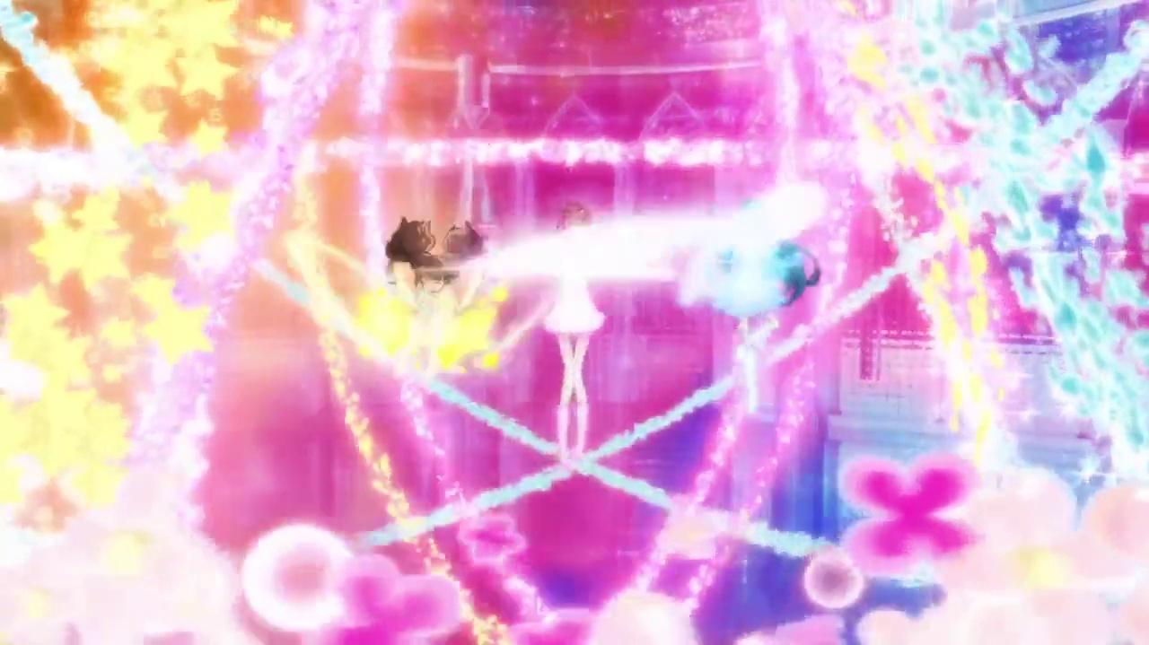 Go! Princess Pretty Cure Triple Transformation