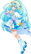 Cure Angel paz