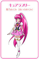 Cure Lovely concept art 001