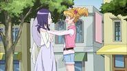 Love y Setsuna se encuentran