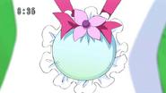 Medalla tsubomi