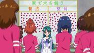 Minami en el episodio 3
