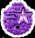 Piedra Linkle Original Mofurun y estrella