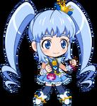 Puzzlun Sprite HCPC Cure Princess