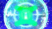 Rainbow Splash Gemini symbol