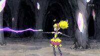 STPC19 Aiwarn fires a laser at Star