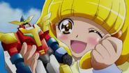 Yayoi juguete robota