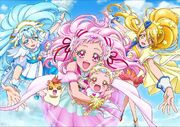 HUGtto! Pretty Cure episodes