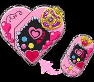 LindoCorazón con el Cristal Morado (Toei Animation)