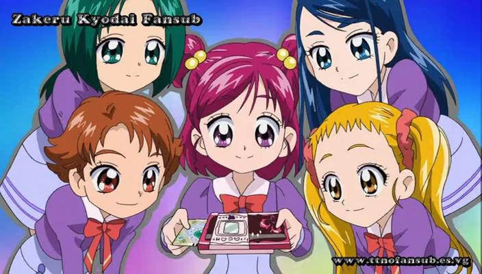 Yes! Pretty Cure 5 - Capítulo 06