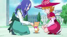(16) Liz meeting Moforun