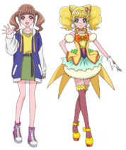 Hinata & Sparkle