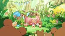 MTPC movie - Mofurun meets lots of bears