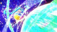 Salpicadura Arcoiris Pretty Cure (Géminis)