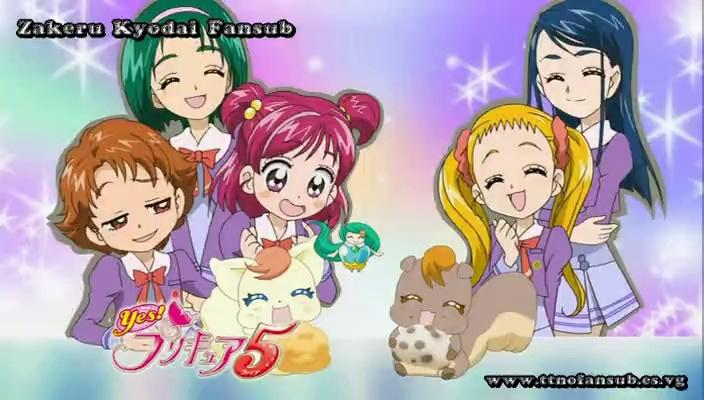 Yes! Pretty Cure 5 - Capítulo 15
