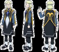 Fresh Pretty Cure! Klein pose