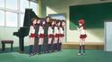 HCPC10 - Hitomi scolding the club