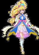 Miracle Zafiro perfil bandai