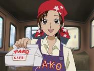 Akane buñuelos partido hikari