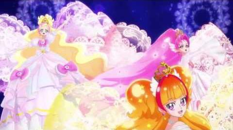 Go! Princess Precure - Modo elegant Royal HD 1080