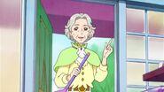 La abuela Kanoko dice que pudo haber visto una MT