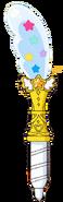 Pluma Color Estelar Amarilla (Toei Animation)
