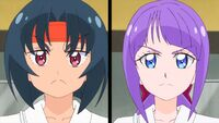 STPC16 Yumika vs Madoka