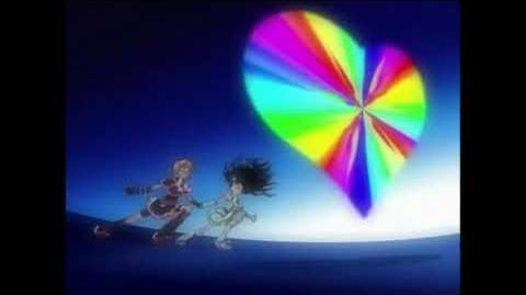 Futari wa Pretty Cure Max Heart - Iluminación Máxima Max