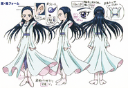 Kaoru Windy Memory Book Profile