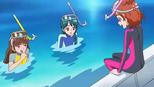 Minami embaresed