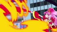 Scarlet flame kiseki no mahou