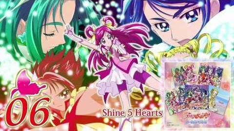 Yes! Precure 5 Go Go! Vocal Best!! Track06