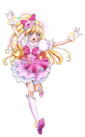 Cure Miracle Full Stance