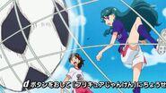 04. Minami dice que los deportes que estaran disponibles son el Soccer...