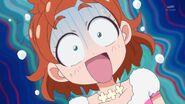 22.Haruka gritando de miedo