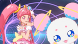Please Tell Me Twinkle Star dancing with Fuwa