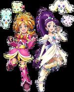 Pretty Cure Splash Star Perfil Haru